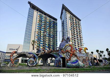 Hilton Hotel In Batumi
