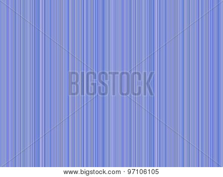 Periwinkle Blue Stripe Pattern