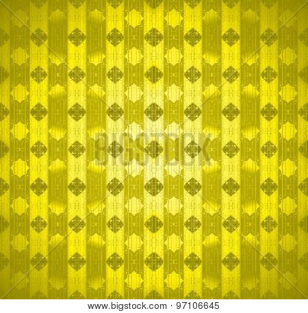 Seamless pattern golden stars