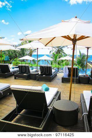 Hotel Sea Umbrellas