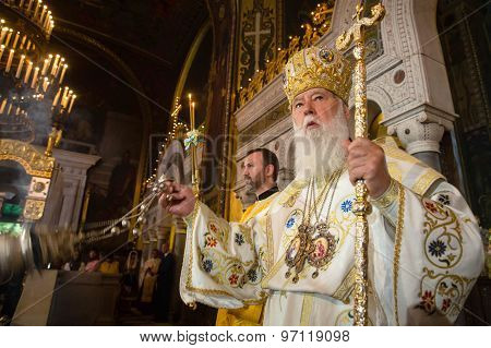 Primate Of Ukrainian Orthodox Church Kiev Patriarchate Filaret