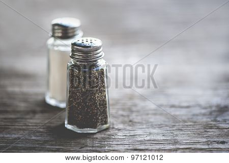 Salt And Pepper