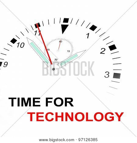 Time For Technology