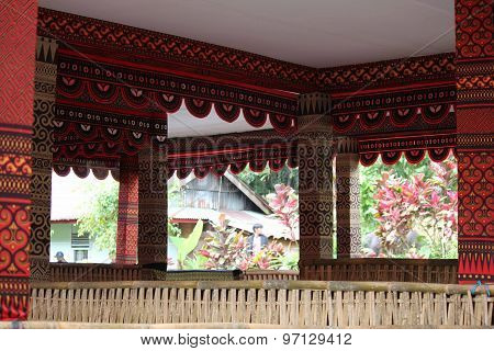 Traditional Torajan Architecture