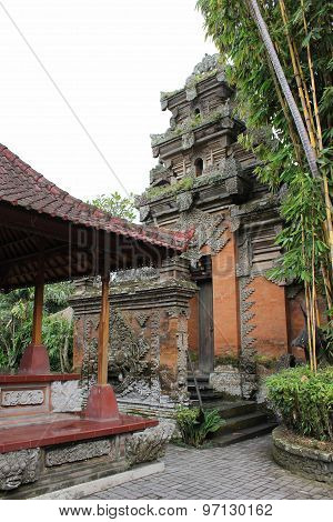 Around The Ubud Palace