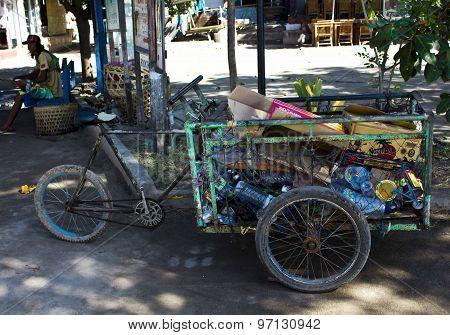 Vintage Carry Bike