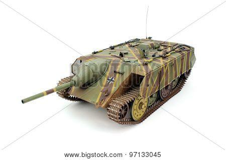 Experimental Tank E-10