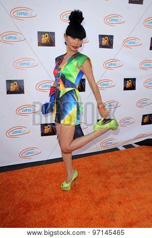 LOS ANGELES - JUN 6:  Bai Ling at the Lupus LA Orange Ball  at the Fox Studios on June 6, 2015 in Century City, CA