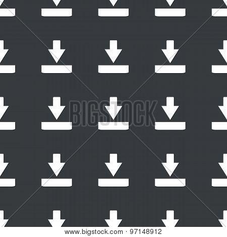 Straight black download pattern