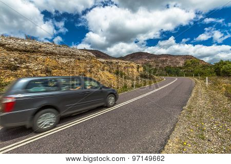 Queenstown speed drive
