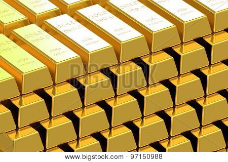Gold Delivery Bars