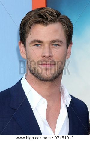 LOS ANGELES - JUL 27:  Chris Hemsworth at the