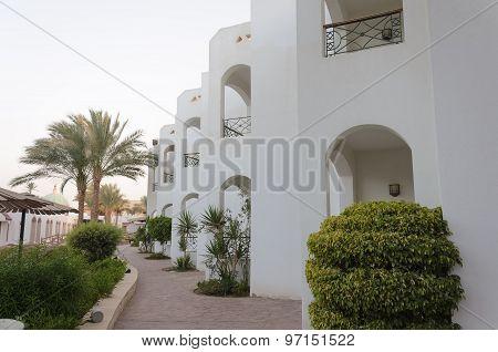 View Hotel In Sharm El Sheikh, Egypt.