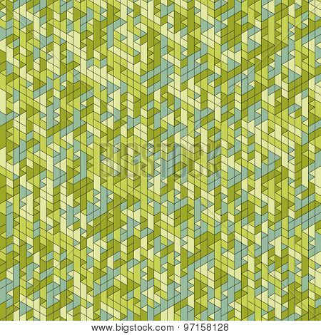 Abstract Background. Mosaic. Vector Illustration. Can Be Used For Wallpaper, Web Page Background, Book Cover.