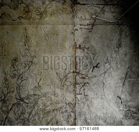antique wallpaper   for grunge textures