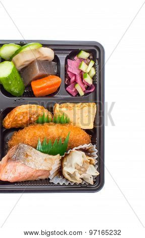 Japanese lunch box , Bento