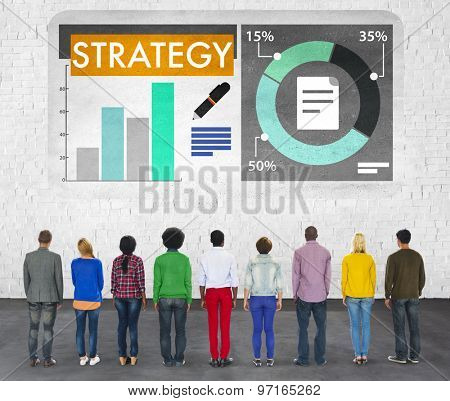 Strategy Planning Thinking Teamwork Coworker Concept
