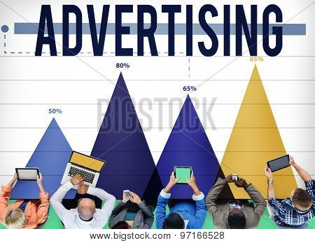 Advertising Marketing Promotion Publication Idea Concept