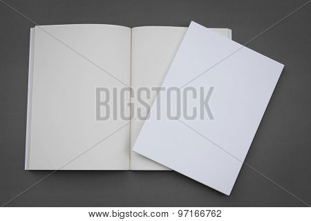 Blank catalog,brochure, magazines,book mock up