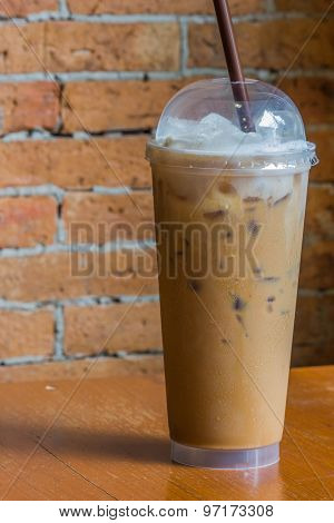 Cappuccino Ice Coffee