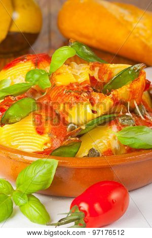 Seashell Pasta Pot