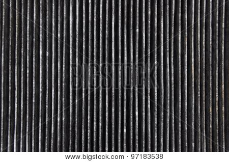 Air filter background