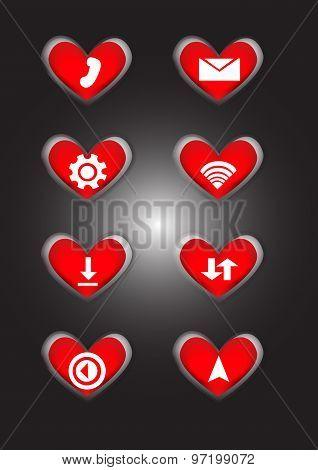 Telephone Icon App Symbol