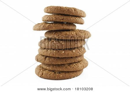 The Piled Cookies