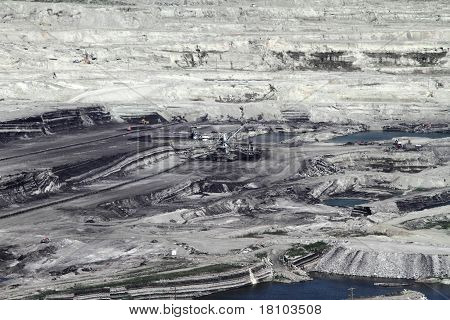 Open-pit Mining