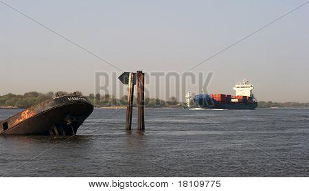 Danger On The River