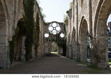 Abadía Vaux-de-Cernay