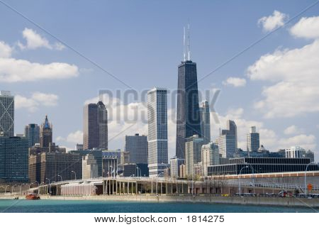 Chicago, Hancock Tower