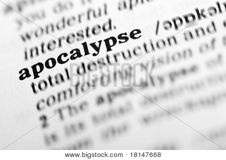 Apocalypse  (the Dictionary Project)