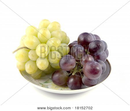 Grapes On A Platter
