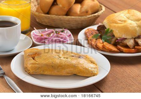 Peruvian Tamal