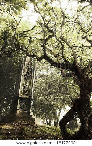 Cementerio de miedo