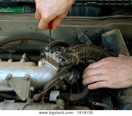 Mechanic Hands