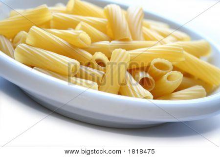 Dish Of Pasta Maccheroni Rigatoni 2