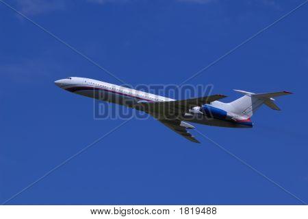 Tu 154 M