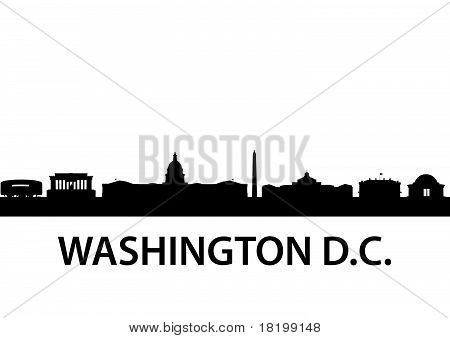 Skyline van Washington D.c.