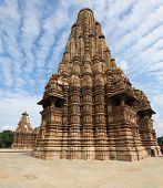 foto of khajuraho  - Temples at Khajuraho - JPG