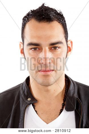 Casual Man Portrait