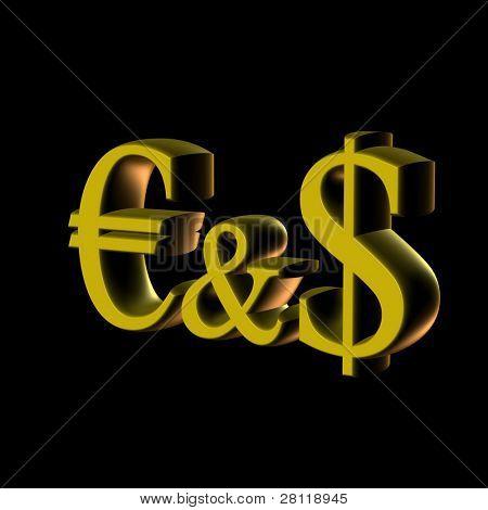 Euro & Dolla.