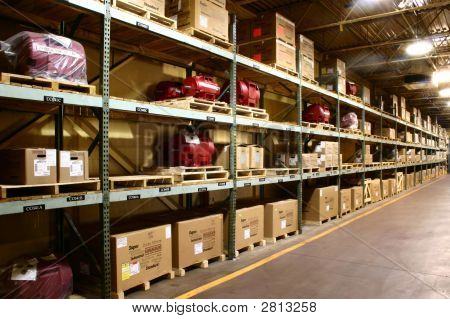 Product Warehousing.