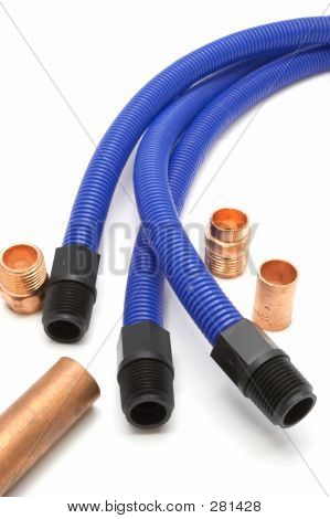 Flexible Water Pipes