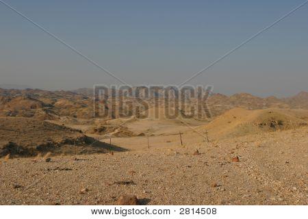 Namibian Mountainrange
