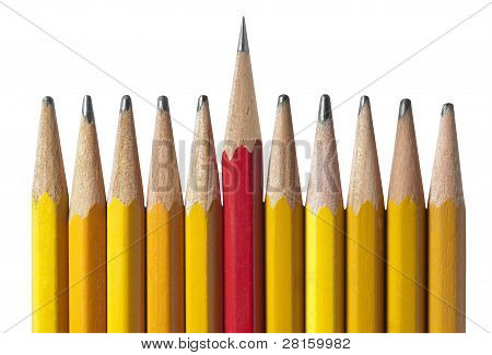 The sharpest pencil in the bunch