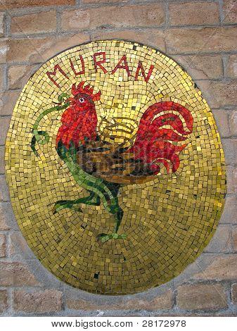 Mosaico de Murano