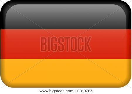 German Flag Button