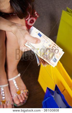 Bundle Of Euros Ready To Shopping